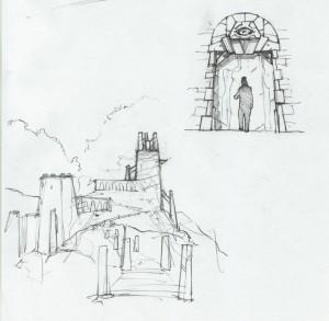 Concept Sketch # 2