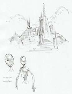 Concept sketch # 3
