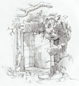 Concept Sketch # 5