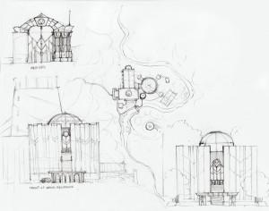 Concept Sketch # 6