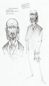 Concept Sketch # 7