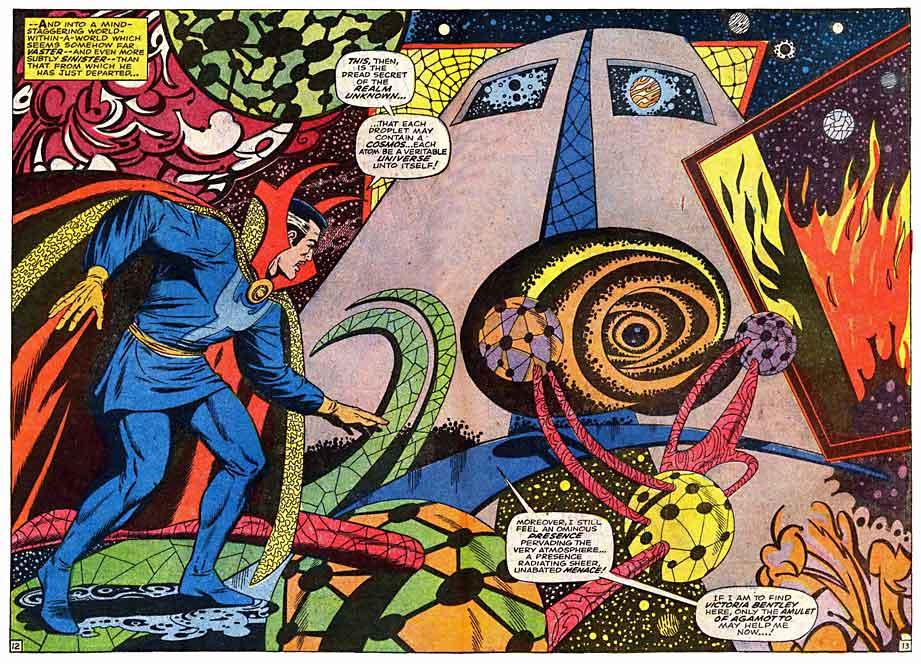 Doctor Strange Dimensions